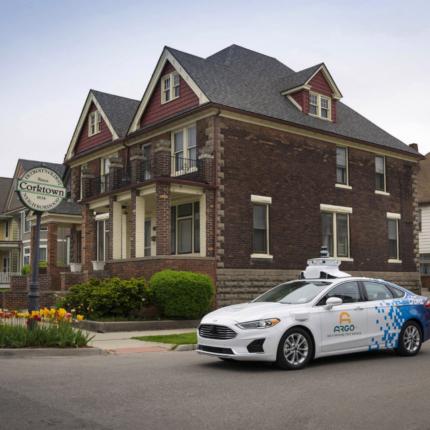 Auto a guida autonoma: Ford, Argo AI sviluppano la terza generazione dei sensori