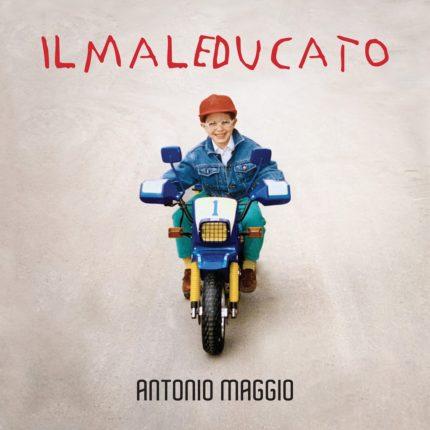 Intervista esclusiva ad Antonio Maggio - copertina Il Maleducato