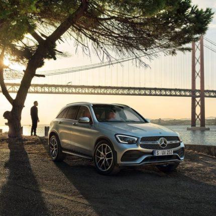Arriva la nuova Mercedes GLC