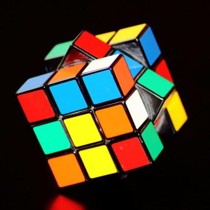 risolto il cubo di rubik
