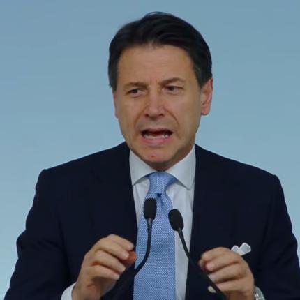 """Conte su Salvini: """" Ho piena fiducia in lui"""""""