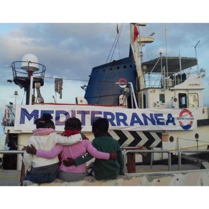 Nave Alex Mediterranea approda a Malta