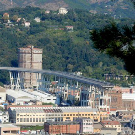 Il ponte Morandi si muoveva