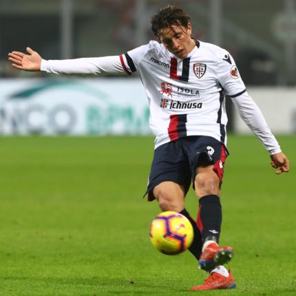 Pellegrini torna al Cagliari Calcio