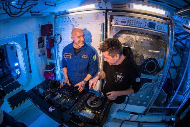 Suoni dallo spazio: alieni
