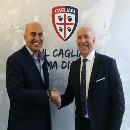 Attaccante Cagliari: é corsa a due